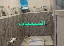 بيت للايجار لعائله صغيره في التنومه منطقه نهر حسن في شارع الكباسي قرب مدرسه البيارق