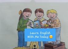 English Tutor مدرس لغة أنجليزية-خاص
