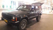 Black Jeep Cherokee 2001 for sale