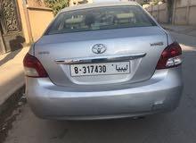 Toyota Yaris 2012 - Automatic