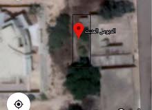 أرض 100 متر مربع في السبعة للبيع