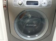 Ariston front loading washing machine 9 kg