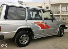 1991 Mitsubishi pajero with mulkiya for 1year