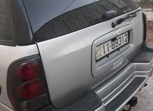 Gasoline Fuel/Power   Chevrolet TrailBlazer 2005
