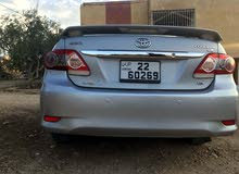 Used Toyota Corolla for sale in Irbid