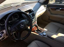 Used condition Mercedes Benz C 200 2010 with  km mileage