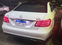 Mercedes Benz E 200 - Automatic for rent