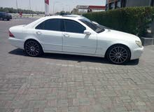 10,000 - 19,999 km Mercedes Benz S 500 2005 for sale