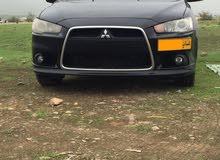 للبيع او للمبادله متسوبيشي لانسر GT 2010