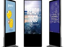 للبيع شاشات إعلانية