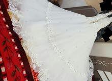 فستان زفاف للبيع أو للإجار