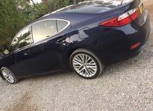 Blue Lexus ES 2013 for sale