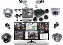 صيانة كاميرات المراقبة بمختلف الأنواع......