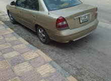 Automatic Gold Daewoo 2001 for sale
