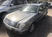 - E240 - موديل 2005