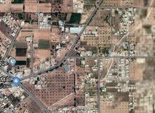 قطعة أرض - اربع شوارع زويته