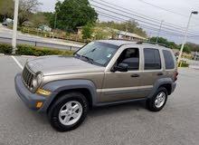 Jeep Cheroki 2005 قطع غيار