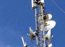مطلوب برج انترنيت للبيع 07500670716