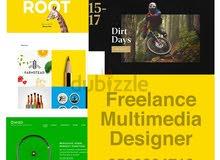 Freelance Multimedia Designer (All in One)