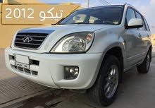Used Chery Tiggo for sale in Najaf