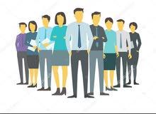 خبرة في الادارة المالية لمختلف الشركات التجارية والخدمية والصناعية