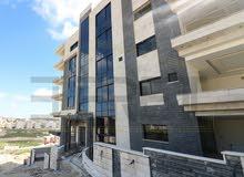 شقة أرضية مع حديقة و كراج و مدخل خاص 230 متر مربع في شفا بدران