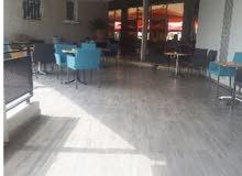 salon de thé avec restaurant