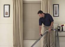 شركة الاولي لخدمات النظافة - حلول تنظيف وترتيب متكاملة - خبرة 20 سنة