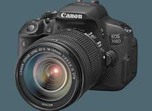 *كاميرا للبيع*   النوع :canon 700D