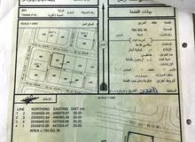 ارض سكنية للبيع في تنعم