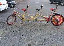 للبيع مشروع دراجات هوائية لموزين