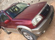 Maroon Suzuki Vitara 2003 for sale