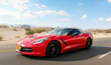 Gasoline Fuel/Power   Chevrolet Corvette 2014