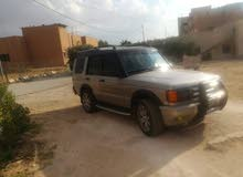 Beige Land Rover Discovery 2001 for sale