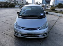 km mileage Toyota Previa for sale
