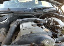 مرسيدس سي 180 محرك+كمبيو