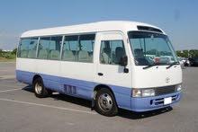 سائق باص نوع (كوستر) coaster bus driver