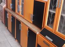 مطبخ 3متر مستعمل نظيف مع التوصيل والتركيب السعر 750ريال  0538817792