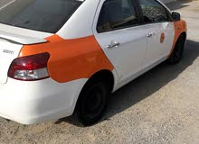 Toyota Yaris 2007 For sale - Orange color