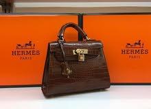 حقائب من ماركة هرمز الأصلية