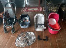 Icandy / Maxi-cosi complete kit