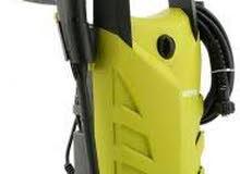 مضخة الضغط العالي جيباس 3000 واط مناسبة لغسيل السيارات ورش الحدائق وتنظيف الأر