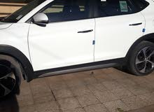 Automatic White Hyundai 2016 for sale