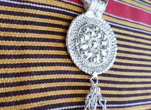 حلي -  ميدالية فضة - اكسسوارات