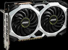MSI GeForce GTX 1660 Ti 6 GB VENTUS XS OC Video card