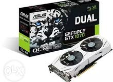 Selling Used Graphics Card Accessories - Replacement Parts