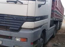 شاحنة ميقا سبيس موديل 2000.
