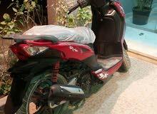 اسكوتر SYM SR 150cc بحالة جيدة