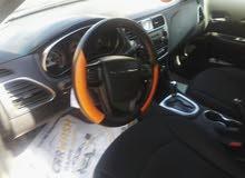 كرايسلر سي200 موديل 2012