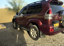 For sale 2007 Maroon Prado